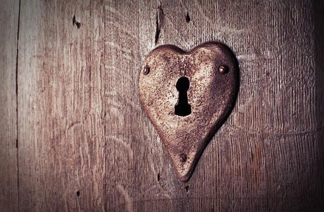 Coração bata antes de entrar